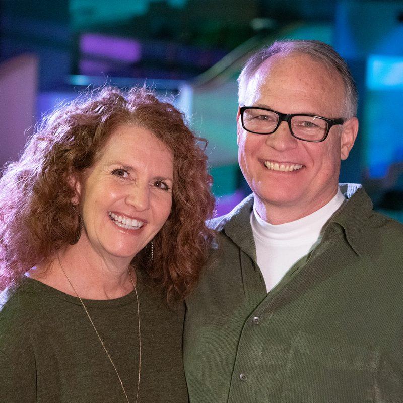 Mike and Melissa Mott