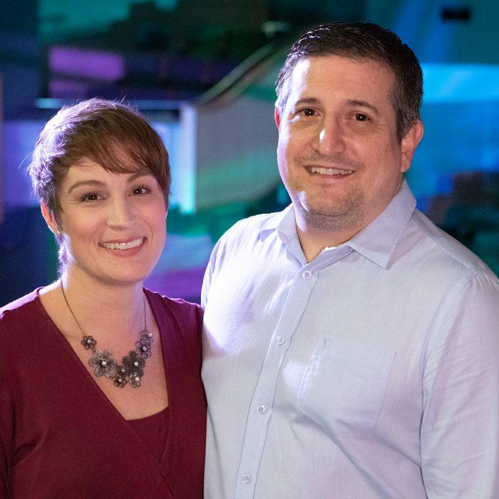Ray and Nyki Ramirez